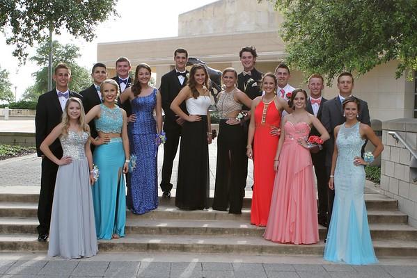 BHS Prom 2015