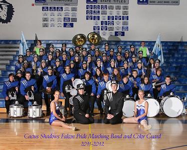 CSHS Band 2011-2012
