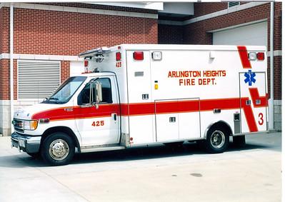 ARLINGTON HEIGHTS FIRE DEPARTMENT