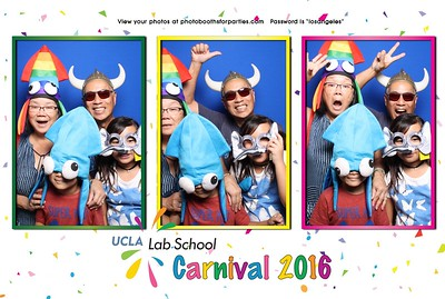 UCLA Lab School Carnival 2016