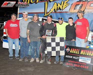 Orange County Fair Speedway - 5/15/21 - Mike Traverse
