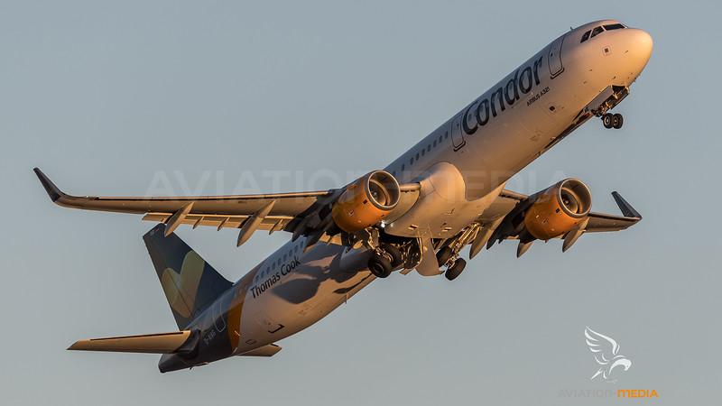 Condor / Airbus A321-211(WL) / D-AIAG