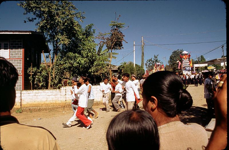 festival in village