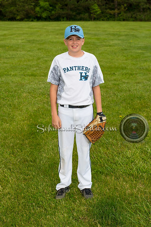 2017 Hilliard Panthers Team Pictures