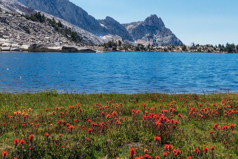 Young Lakes, Yosemite National Park