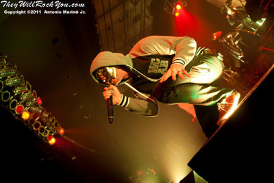 Hollywood Undead <br> November 12, 2011 <br> Mid-Hudson Civic Center  - Poughkeepsie, NY <br>  Photos by: Antonio Marino Jr.
