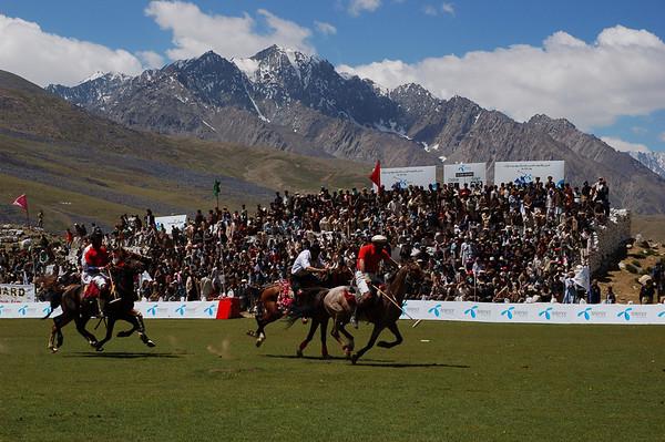Shandur Pass Polo Festival