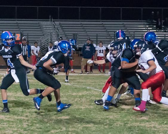 SHS vs BHS, JV Football, 10/17/2013