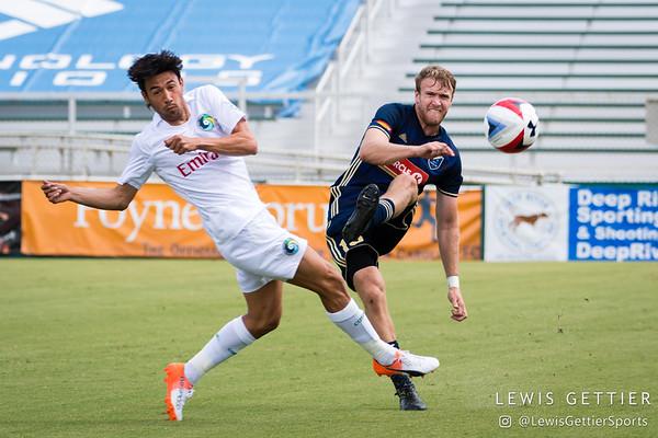 North Carolina FC vs New York Cosmos 6-4-2017
