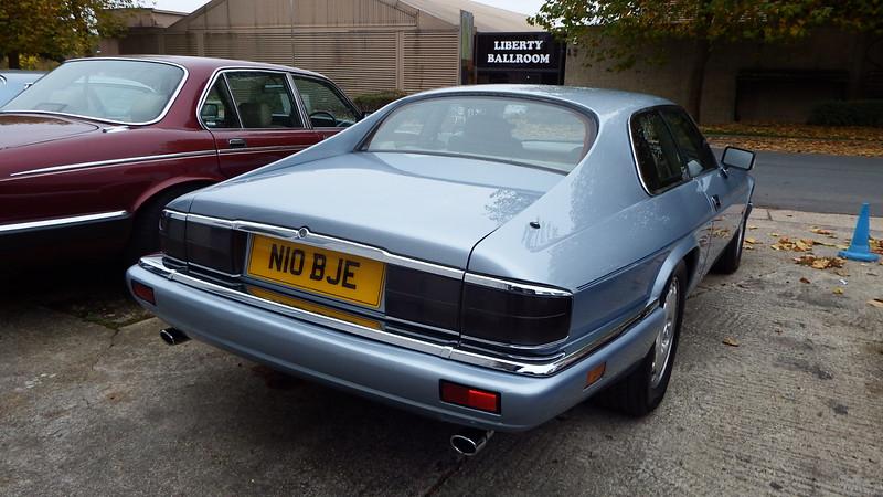 Jaguar Ice Blue (metallic)