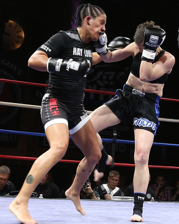 Combat at Capitale Muay Thai Kickboxing 1404