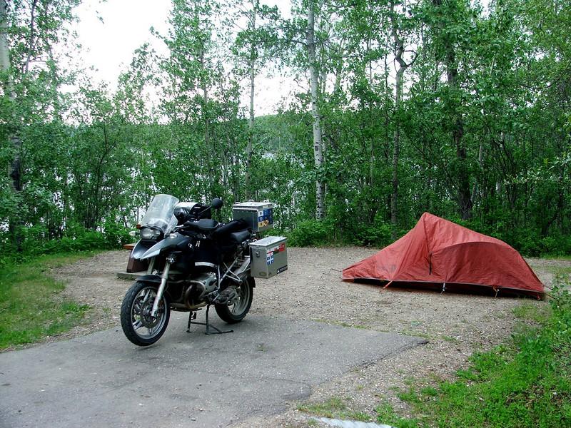 Beatton Provincial Park, British Columbia