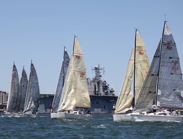 Yachting Cup Course C South Bay Flying Tigers