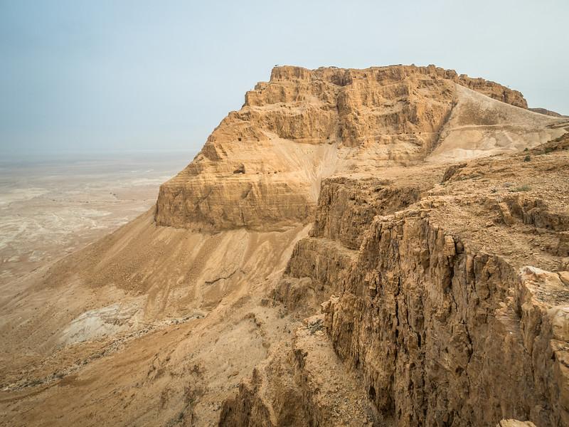 Masada in Profile, Israel