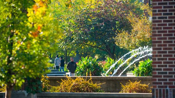 2010 Fall Campus Scenes