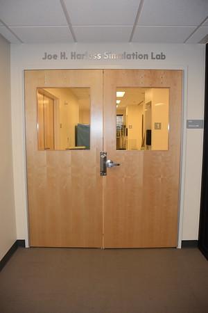 Joe Harless Simulation Lab at UWGA-Newnan Campus.