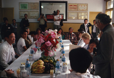 China 1991 medical mission