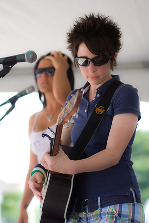 Amanda Lucas Band - Southern Indiana Uncorked