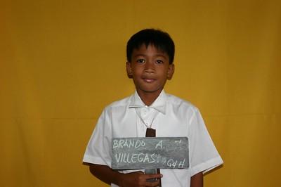Grade 4 Dignity SY 2006-2007