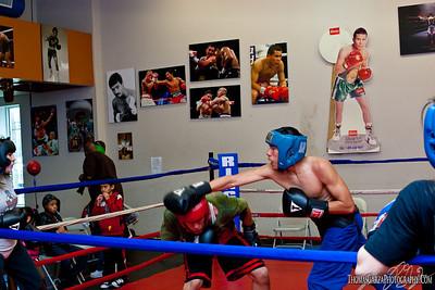 Jaycee/Zaragoza Park Boxing