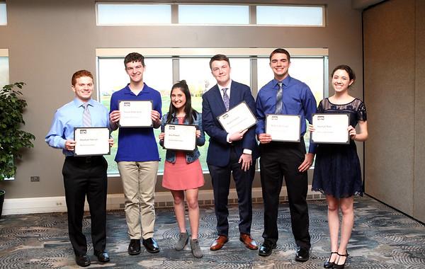 Chronicle Achievement Program ceremony