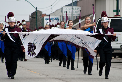 School of the Osage - Parade