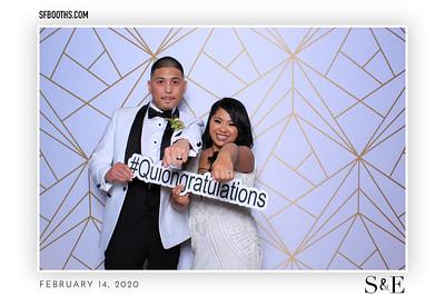 Sara and Erwin's Wedding - February 14, 2020