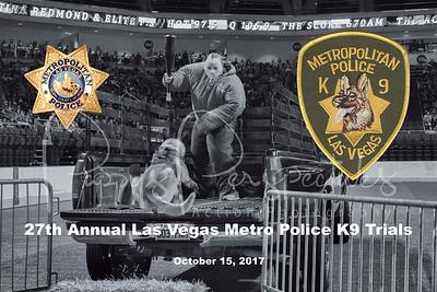 27th Annual Las Vegas Police K9 Trials - 2017