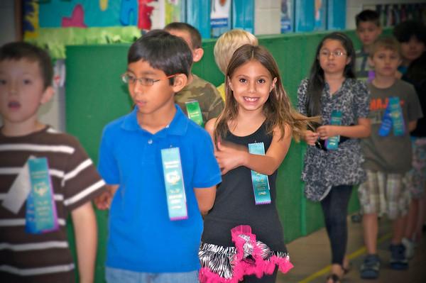 2nd Grade Awards Program 2012