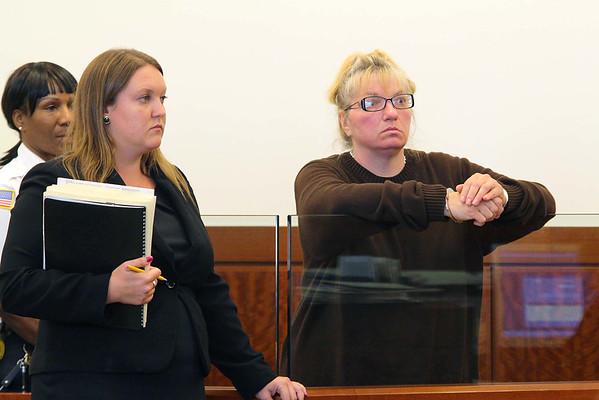 Rhond Ravanis, of Lunenburg, arraigned