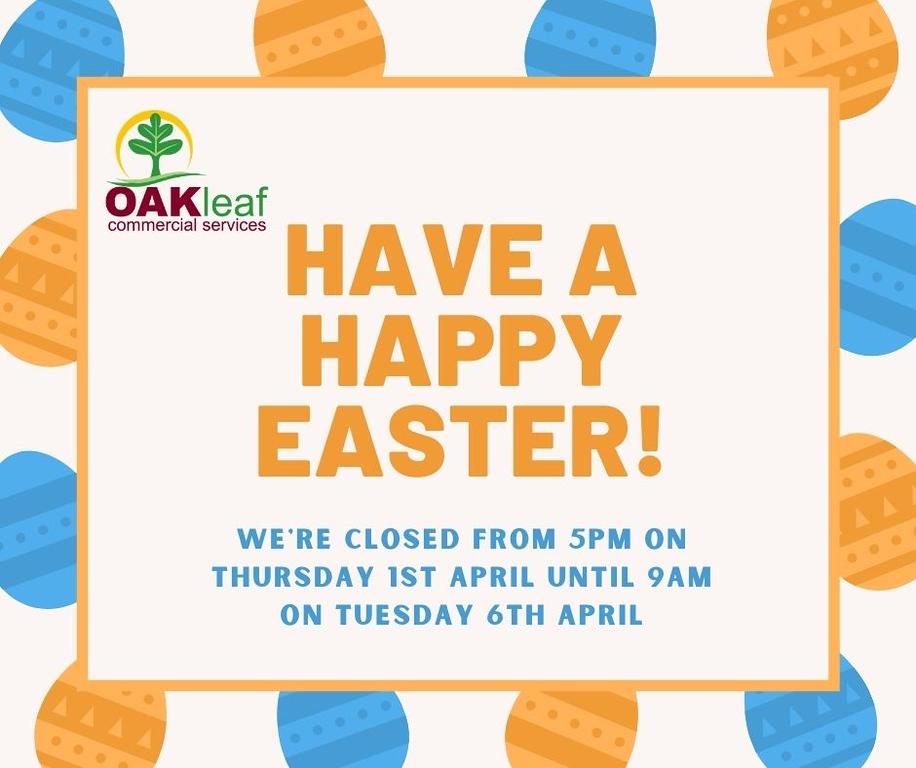 Oakleaf Easter