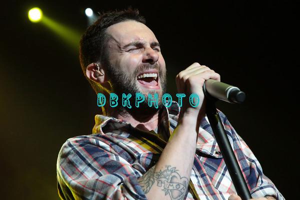 DBKphoto / Maroon 5 05/18/2012