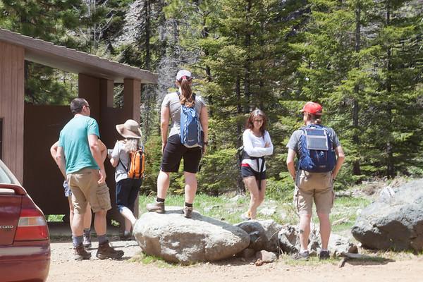 2014-06-01 Esmeralda Basin Trail #1394