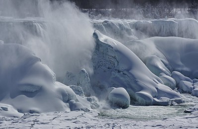 Niagara Falls in Winter