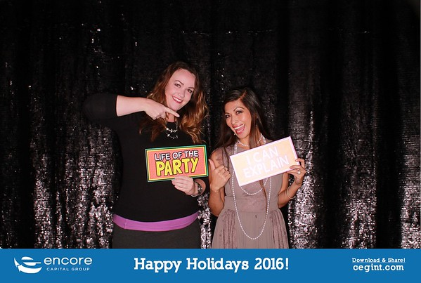 2016-12-09 Encore - Black Photo Booth