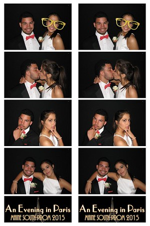 Maine South Prom June 5, 2015