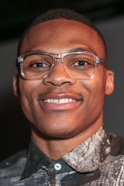 NEW YORK, NY - SEPTEMBER 07:  NBA athlete Russell Westbrook attends Billy Reid's spring 2013 fashion show during Mercedes-Benz Fashion Week at Eyebeam on September 7, 2012 in New York City.  (Photo by Chelsea Lauren/Getty Images)
