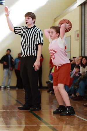 Wildcats vs Phoenixes (21 Feb 2009)