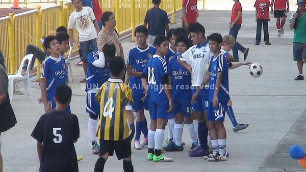 Sun.Star Football Cup - Day 2