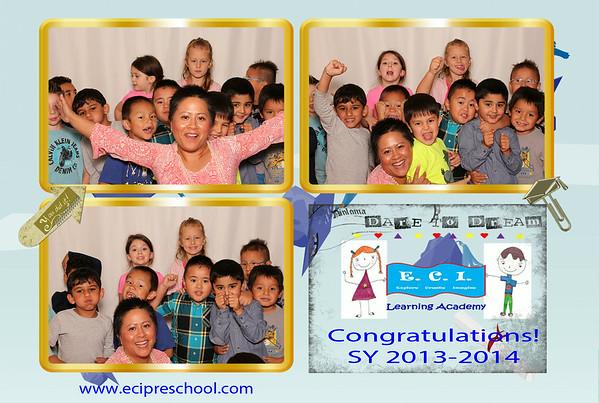 ECI Learning Academy Graduation 2014