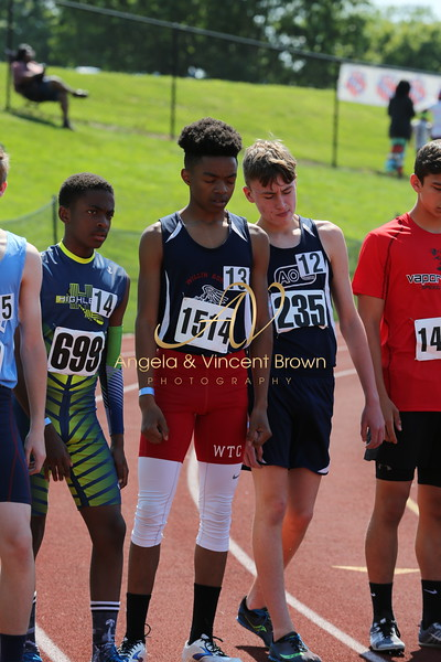 2017 AAU DistQual: 1516 Boys 1500m