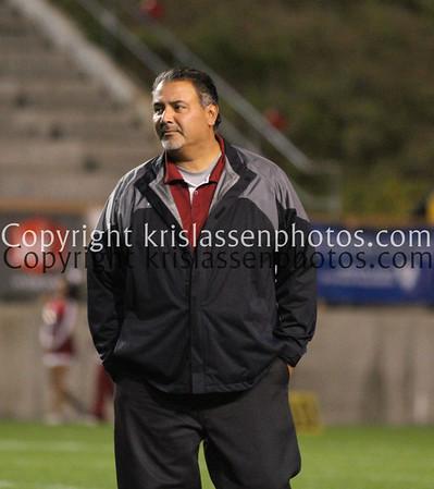 2012 La Serna Football vs Downey CIF FINALS 12/02