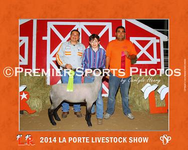 La Porte Livestock Show 4/10/2014