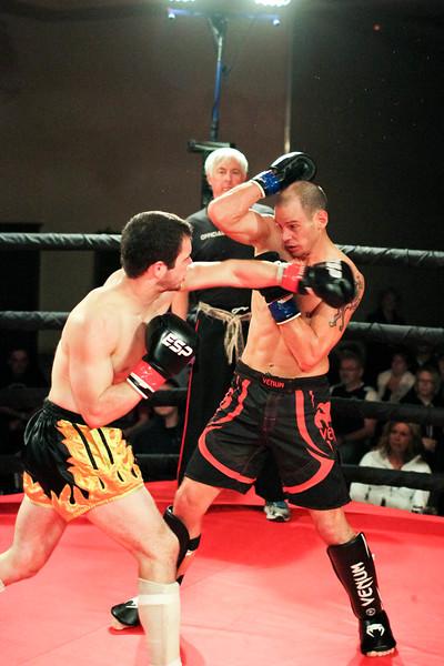 TJ Kellie vs Ian Greer