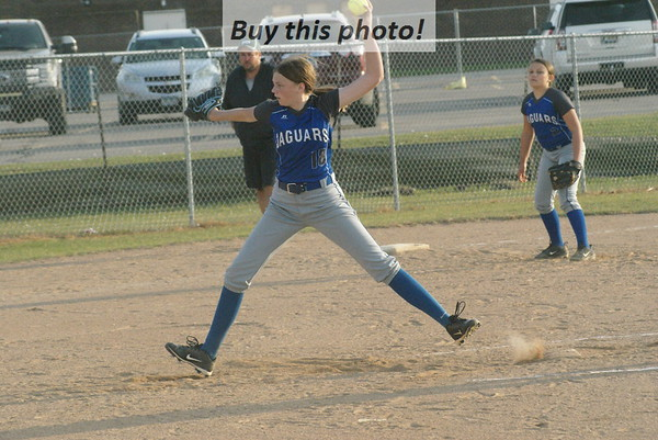 BBE Jr High Fastpitch vs. Holdingford 10-08