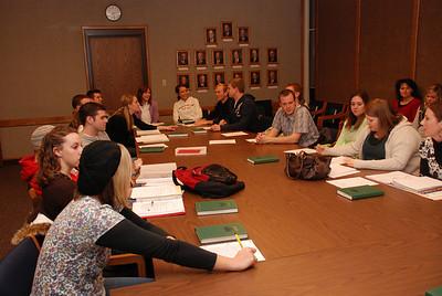 LDSSA Council Meeting 2008-09