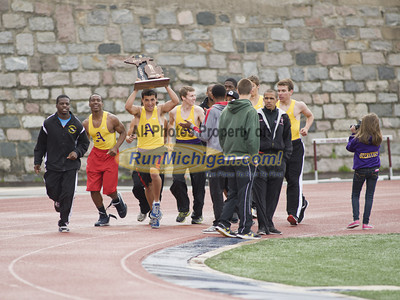 Awards Photos Gallery 3 - 2012 MHSAA LP D2 T&F Finals