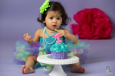 1. Cake Smash