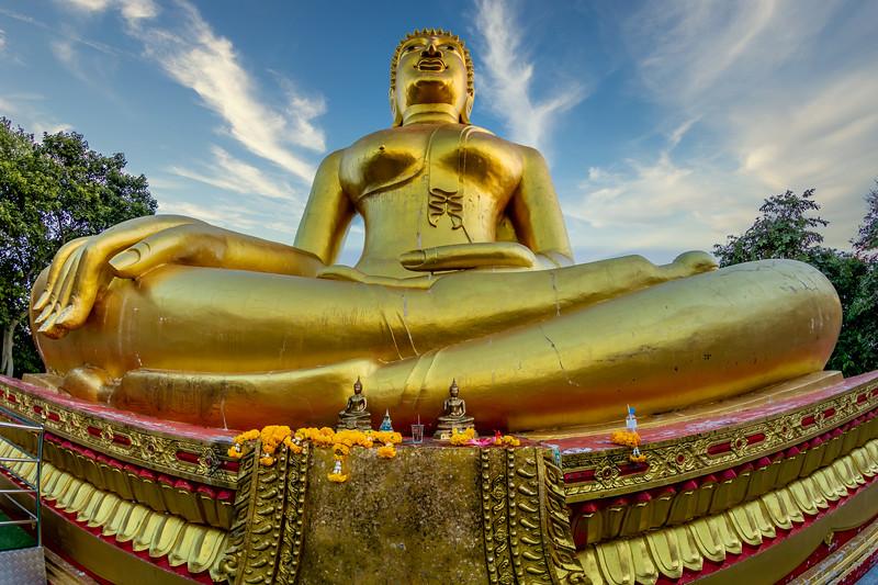 Buddha of Pattaya