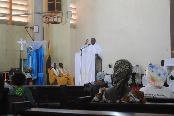 20th Anniversary Mass